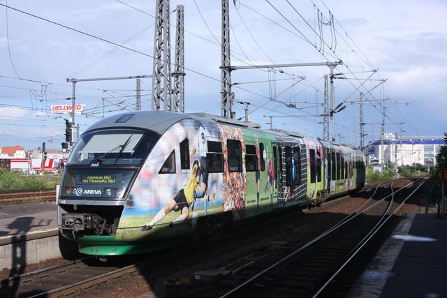 VT 04A Ausfahrt Berlin Ostbahnhof