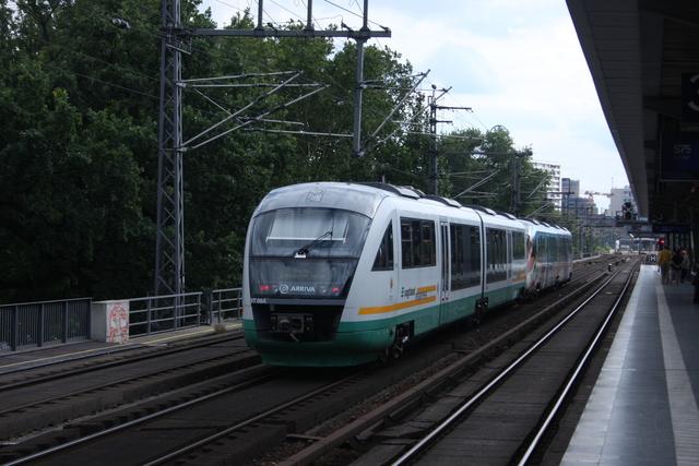 VT08A Berlin Tiergarten