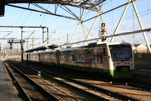 VT 114 Erfurt Hbf