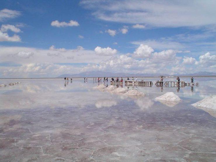 Salinas Grandes - białe pustynie Argentyny 35