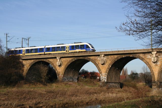 VT 4.01 Hildesheim Innerstebrücke