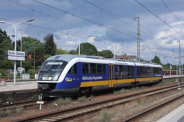VT 560 Berlin Wannsee