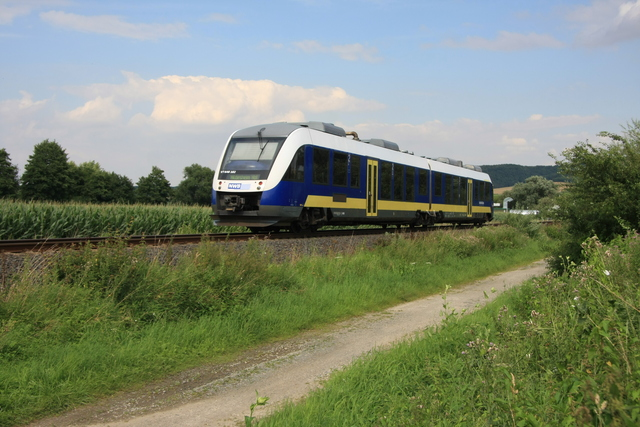 VT 648 182 bei Bad Salzdetfurth Solebad