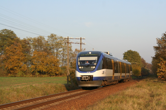 VT 734 bei Müncheberg (Mark)