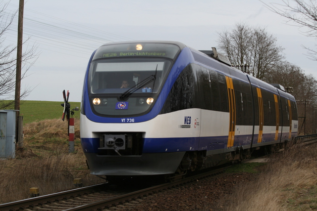 VT 736 Müncheberg(Mark)