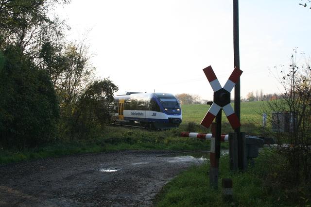 VT 738 bei Müncheberg (Mark)