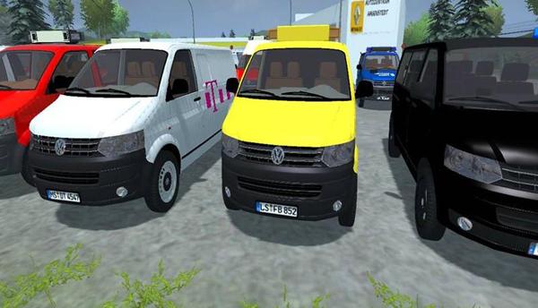 VW T5 LSFB v1.0