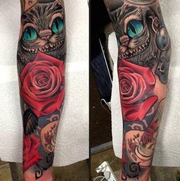 Świetne tatuaże #5 14