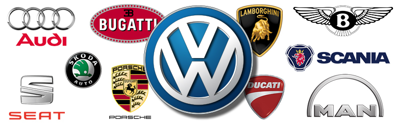 Flashdaten Volkswagen-Gruppe September 2018