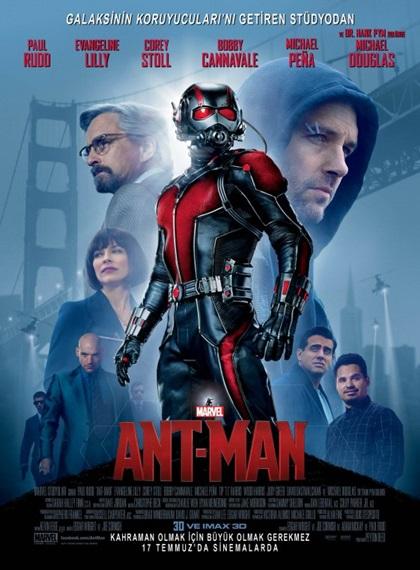 Karınca Adam – Ant-Man 2015 BRRip XviD Türkçe Dublaj – Tek Link