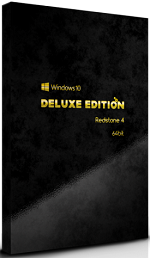 Windows 10 1803  x64 Rs4 v17134 Deluxe Edition 2018