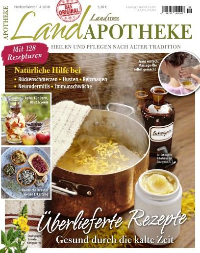 Landidee Landapotheke Magazin Herbst-Winter No 04 2018
