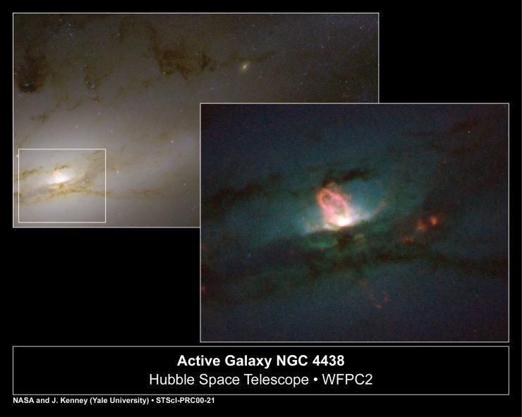 Zdjęcia z kosmicznych Teleskopów 19