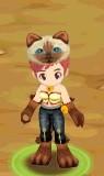 Katzenkostüm Siam1
