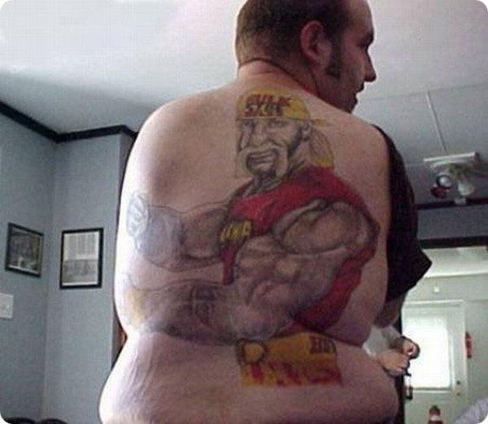 Najgorsze tatuaże #2 18