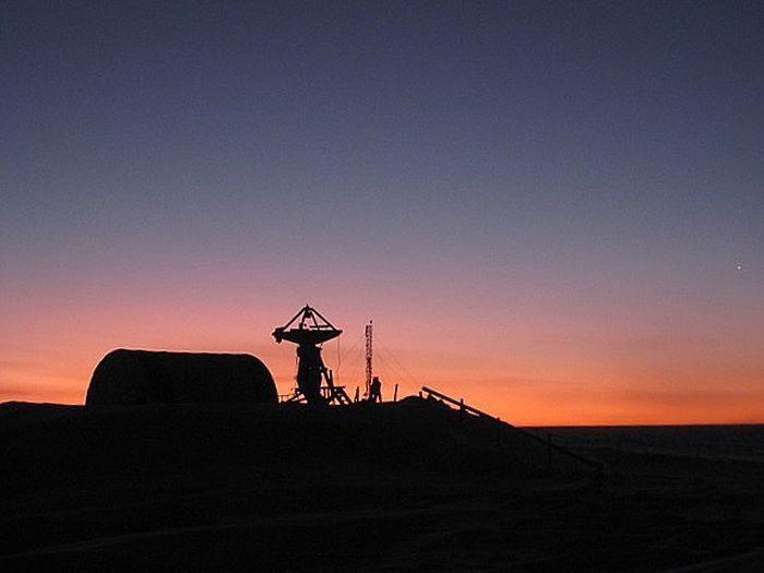 Stacja antarktyczna Concordia 22