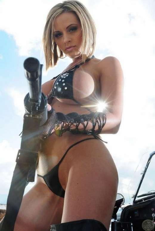Uzbrojona i niebezpieczna 1