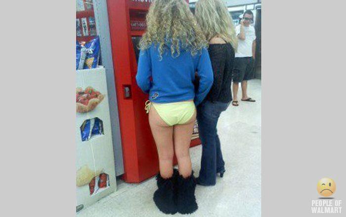 Najdziwniejsi klienci z WalMart #24 17