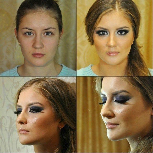 Sztuka makijażu 31