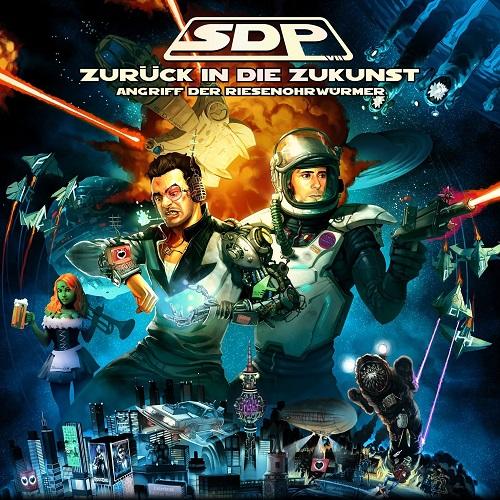 SDP - Zurück in die Zukunst (iTunes Deluxe) (2015)