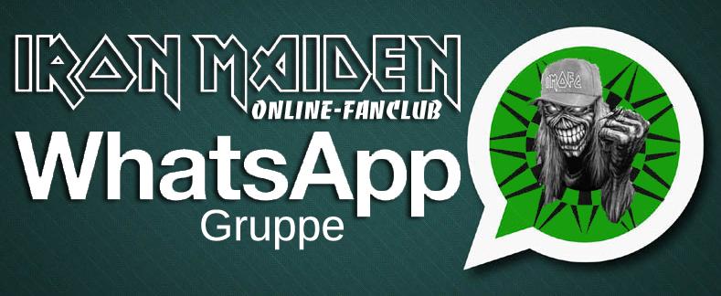 IMOFC WhatsApp-Gruppe