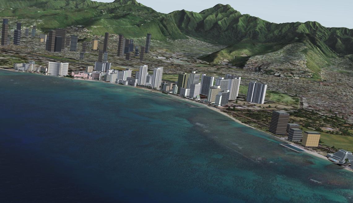 The Waikiki's Die Waikikis Honolulu Rose - Aloha Parade