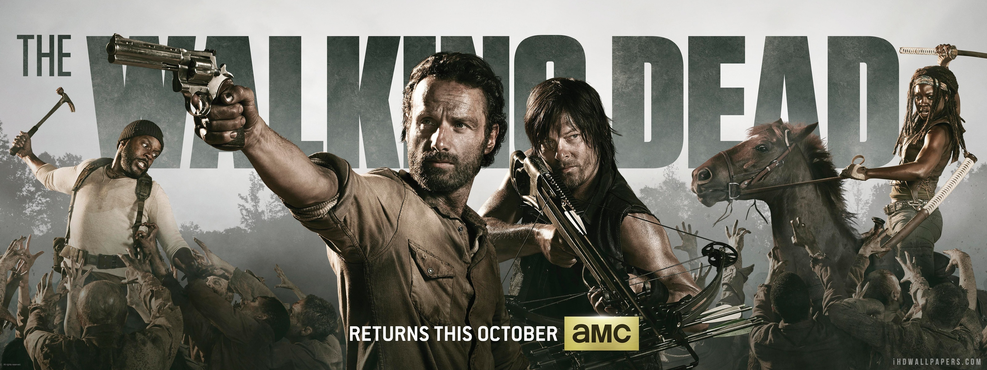 Movies the walking dead season 4 wallpapers desktop phone tablet movies the walking dead season 4 wallpapers desktop phone tablet awesome desktop awesome wallpapers voltagebd Gallery