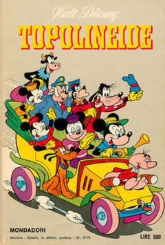 Topolineide - I Classici Walt Disney II Serie n. 15 (1978 - Marzo)