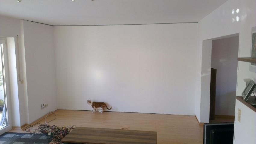 Tv Kabel Verschwinden Lassen : Dann ging es ab in den Baumarkt, ca ...