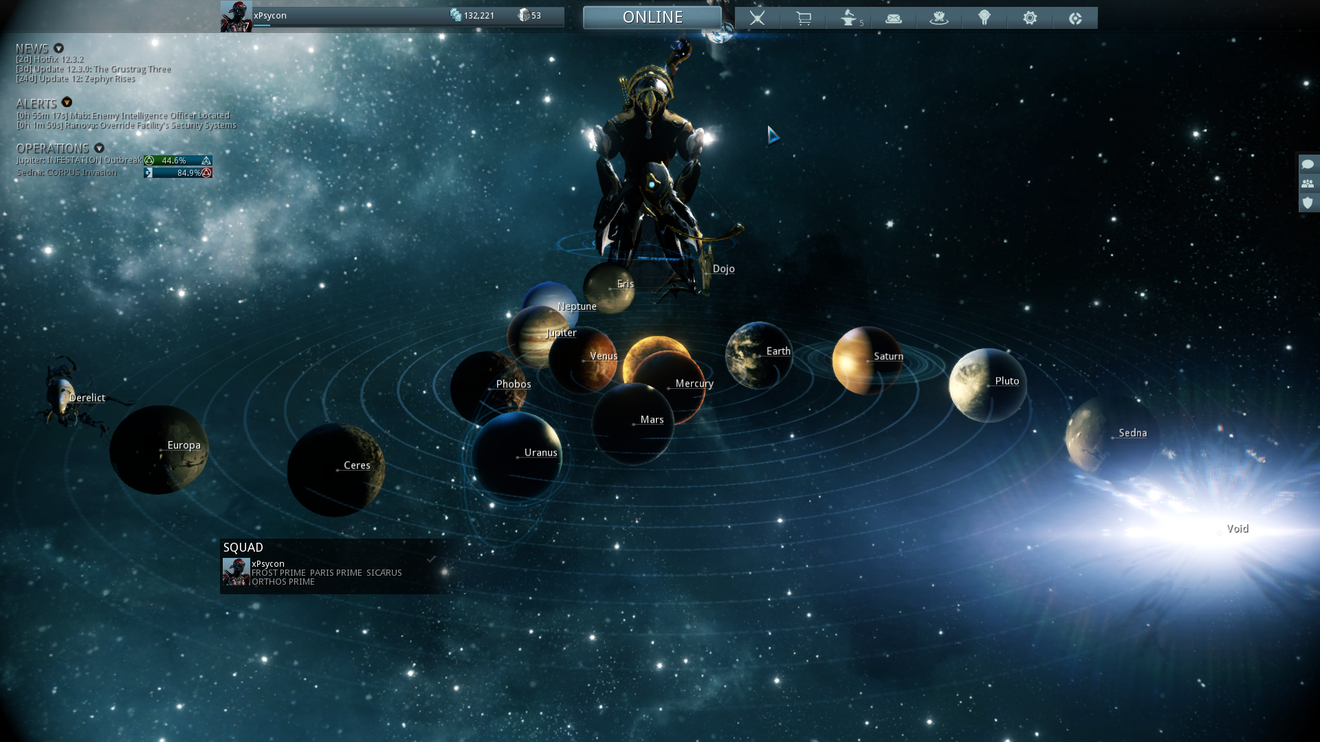 warframe how many planets - photo #12