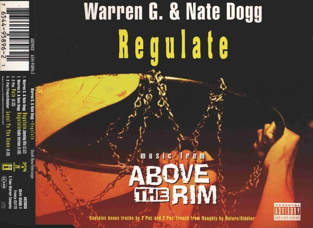 Warren G. & Nate Dogg – Regulate (CDM) (1994) (FLAC + 320 kbps)