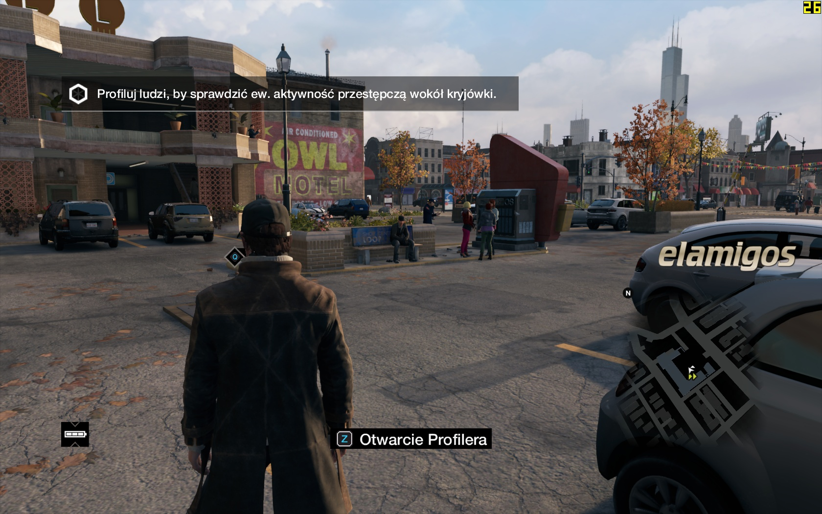 Watch Dogs Bad Blood Parts