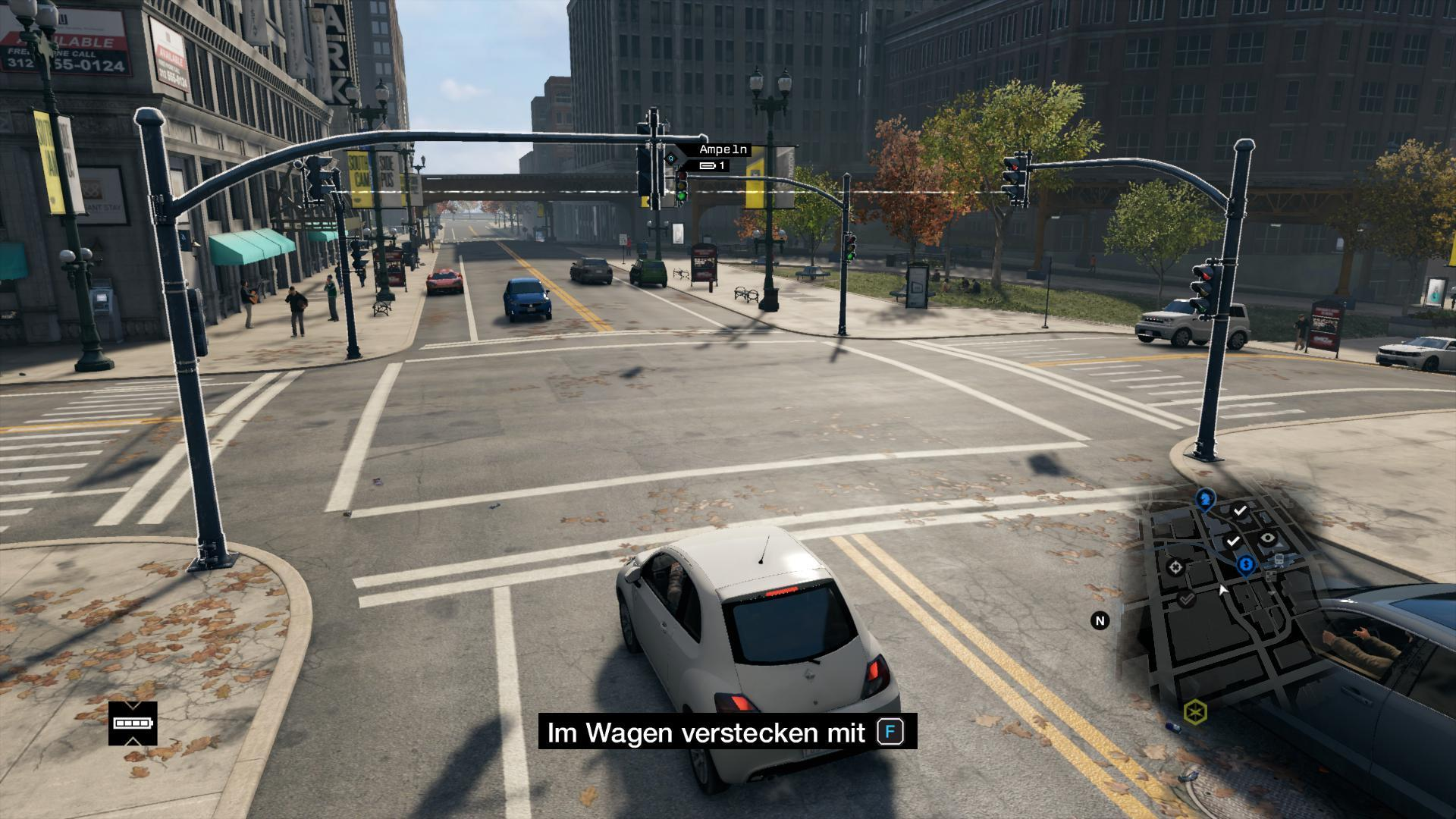 Watch Dogs Pc Config