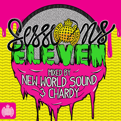 VA - Ministry Of Sound: Sessions Eleven [2CD] (2014) .mp3 - 320kbps