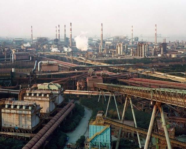 Przemysłowy krajobraz 10
