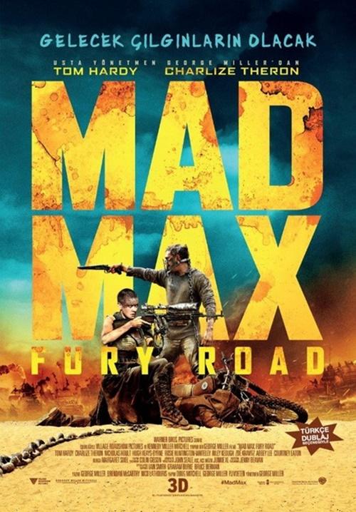 Çılgın Max: Öfkeli Yollar tek link film indir