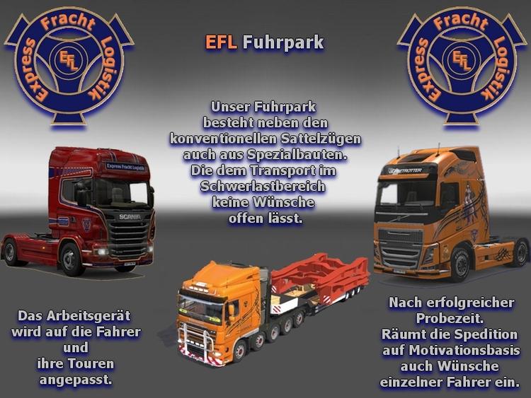 (EFL) Express Fracht Logistik Werbungts24seite4efo7j