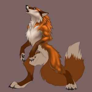 Layna Fiore Werefoxlhu1o