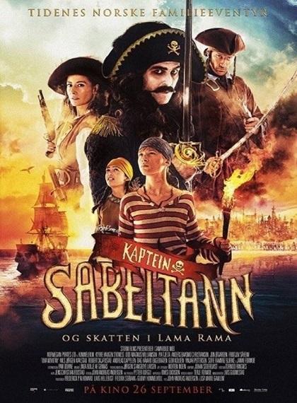 Kaptan Sabertooth 2014 HDRip XviD Türkçe Dublaj – Tek Link