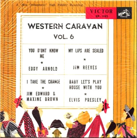 Diskografie Japan 1955 - 1977 Westerncaravanvol.6csbks40