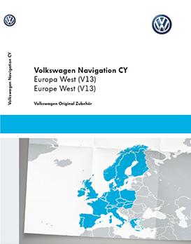 volkswagen navigation cy rns 510 rns 810 europa west. Black Bedroom Furniture Sets. Home Design Ideas
