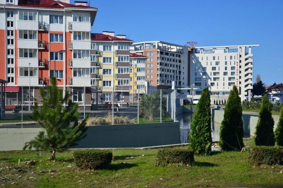 Opustoszała wioska olimpijska w Soczi 7