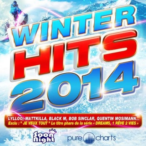 WINTER HITS 2014 [ ALBUM CD ORIGINAL ]