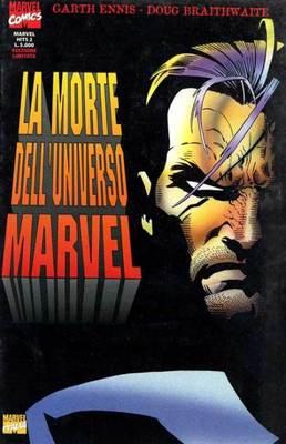 The Punisher - La morte dell'universo Marvel