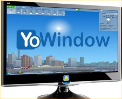 : YoWindow Unlimited Edition 4 Build 94 RC-Multilanguage inkl.German