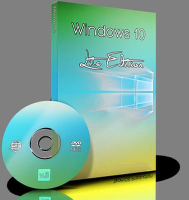 Windows 10 Lite Edition v3 August 2017 (x64)