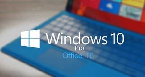 Windows 10 Pro RS2 1703 15063.431 (x64) incl Microsoft Office 2016 (x32) en-US June 2017