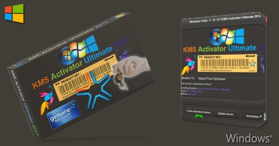 download Windows KMS Activator Ultimate 2018 v4.1