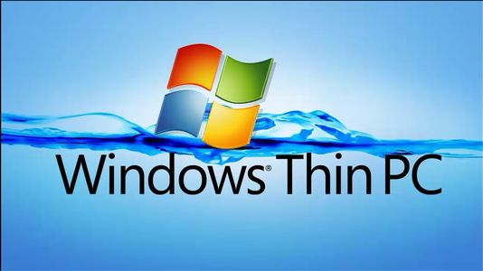 Windows 7 Thin PC with Sp1 Integriert August 2018