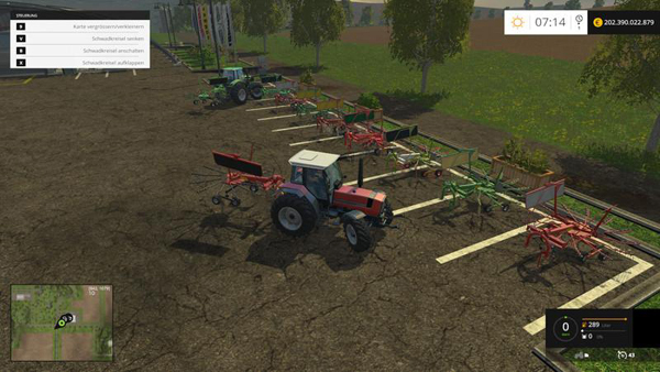 Windrower BIG Pack v1.0